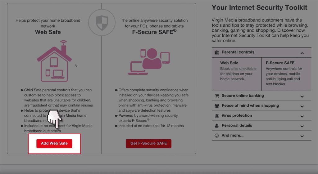 इंटरनेट-मामलों सुरक्षा कदम-गाइड-कुंवारी मीडिया-broadband_step-5