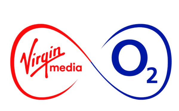 Virgin mobile and o2 logo