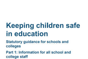 Statutary guidance for schools and colleges - gov