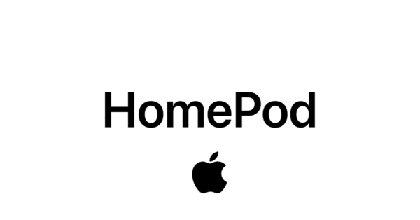 Apple HomePod徽标