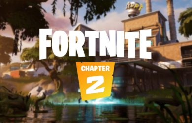 Fortnite chapter 2 logo