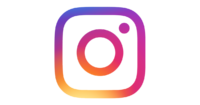 Instagram verloop logo