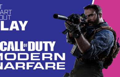 Image de guerre moderne Call of Duty