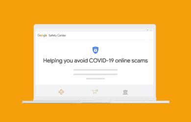 Google Safety Center-Bild