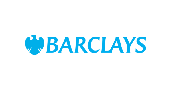 barclays logo on a white background