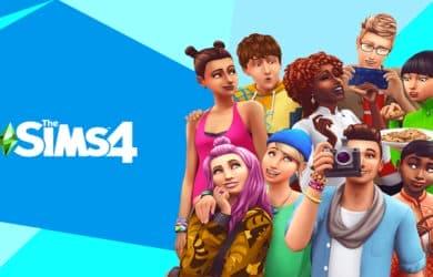 De Sims 4-game